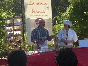Paola Munzi - Alberto Santucci Alice nei pasticci Magnalonga Antrosano 2013